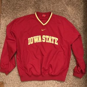 ❗️NWOT❗️Nike Iowa State Jacket